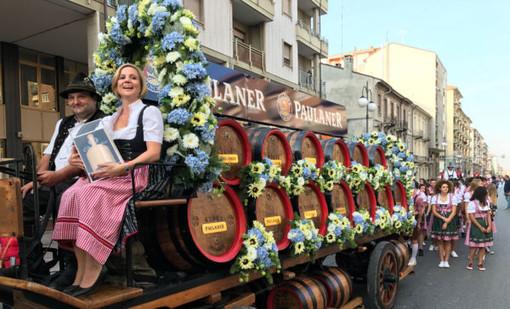 Tutto pronto per la parata inaugurale di Oktoberfest 2018 a Cuneo
