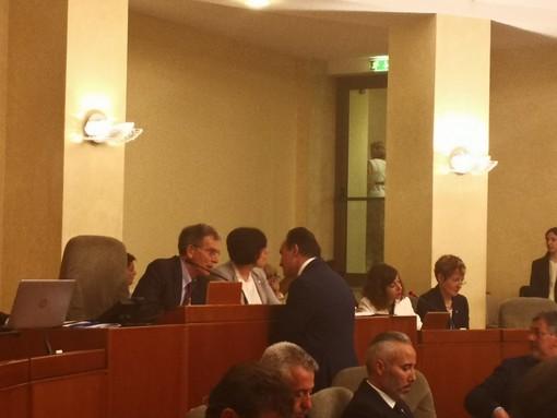 """Al via il nuovo Consiglio Regionale, Salizzoni a Cirio: """"Collaborazione nell'interesse del Piemonte"""""""