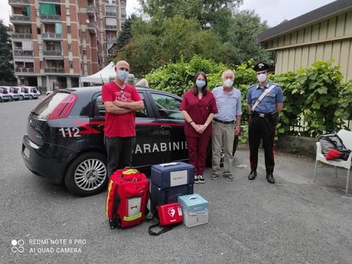 carabinieri e vaccini