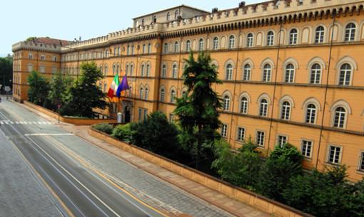 la caserma Cernaia di Torino