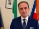 Il presidente della Regione Alberto Cirio