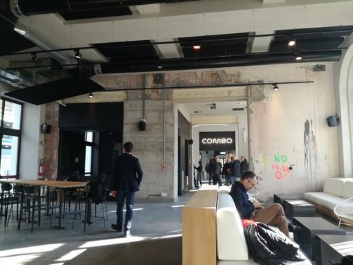 Dopo Milano e Venezia Combo prende casa anche a Porta Palazzo. E comincia da un turco e da un cinese [FOTO]