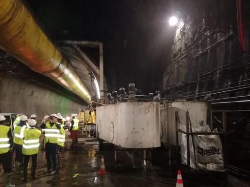 Tensioni al cantiere della Torino-Lione: No Tav respinti