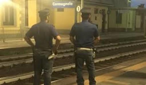 Danneggiamenti alla stazione di Carmagnola: trovato il responsabile