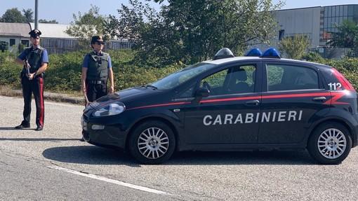 Perseguita la ex compagna e cerca di investirla, arrestato 32enne di Castellamonte