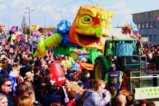 L'allerta coronavirus fa rimandare la grande festa di Carnevale a Moncalieri