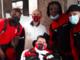 """Il sogno di Giuseppe è diventato realtà: """"l'abbraccio"""" dei calciatori del Milan a Torino"""