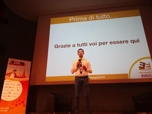 Al via Deegito, innovazione e trasformazione digitale protagonisti a Torino: Aranzulla è il super ospite