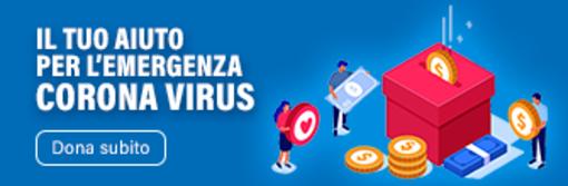 Parte la campagna dell'Asl To5 per raccogliere fondi per l'emergenza coronavirus