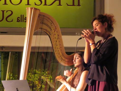 Riparte la stagione dei concerti alla Suoneria con il Duo Sole [FOTO]