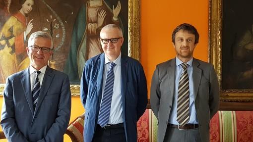 Massimo Uberti torna a guidare l'Asl To5, vinta la battaglia con il coronavirus