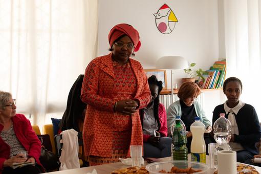 Al via il forum nazionale  delle donne africane