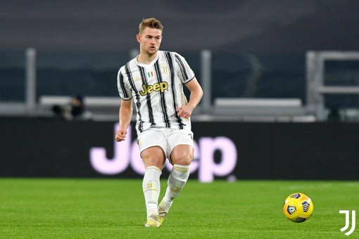 Matthijs De Ligt. immagine tratta dal profilo Twitter della Juventus