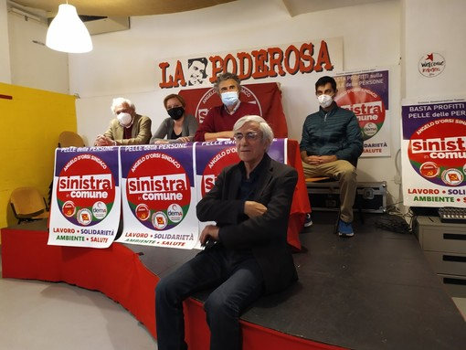 Angelo D'Orsi presenta la sua candidatura
