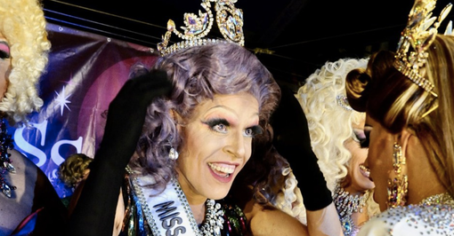 A Torino è iniziato l'anno dell'amore: per la prima volta Miss Drag Queen è una piemontese