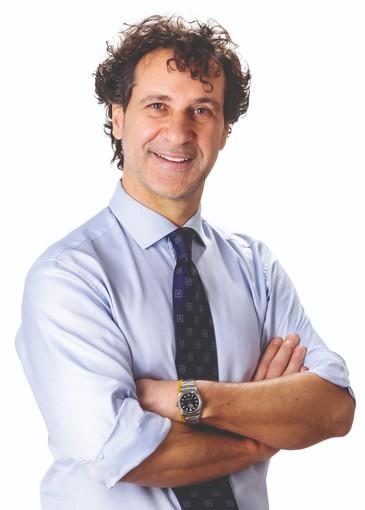 Dino Lombardi, candidato sindaco di Beinasco