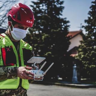 Droni per combattere i reati ambientali