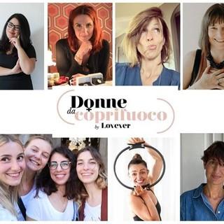 #Donnedacoprifuoco: nasce a Torino il nuovo format online delle donne per le donne