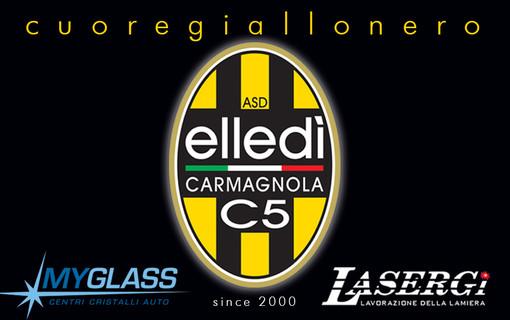Calcio a 5: fusione Rhibo Fossano - Elledì Carmagnola, nasce la Elledì Fossano