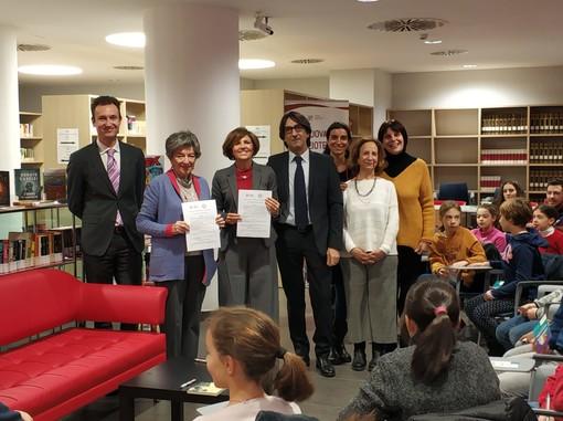 Il Collegio Einaudi e l'Istituto Tommaseo insieme per fare sistema