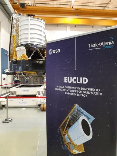 """Torino in prima fila per scoprire i segreti della """"Materia oscura"""": scalda i motori la missione Euclid [FOTO]"""
