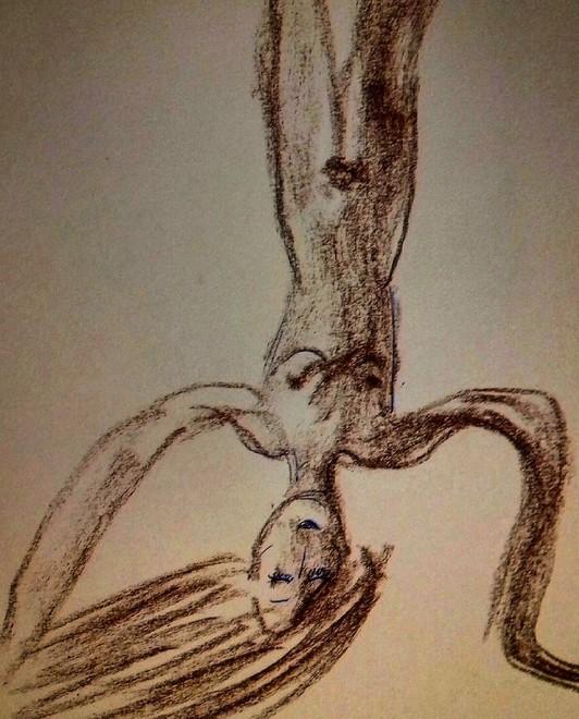 Disegno di Mariella Antonia Balla