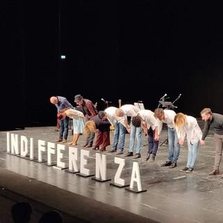 ¿Memoria!, a Moncalieri viaggio teatrale sulla Shoah attraverso le memorie di Primo Levi