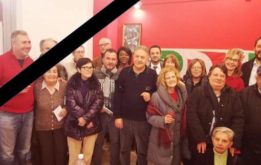 Foto dal profilo Facebook del Pd di Grugliasco