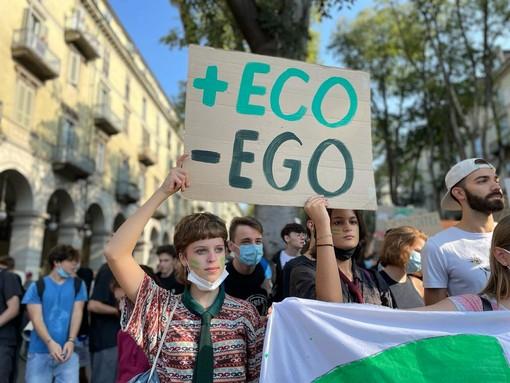 manifestazione ambientalista