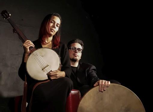 """Al Folk Club """"non c'è nessun altro"""" se non il duo Giddens-Turrisi in eslcusiva nazionale"""