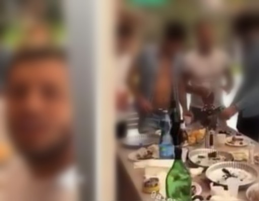 San Mauro, festeggiano la Pasquetta in compagnia e pubblicano il video sui social: i carabinieri sulle loro tracce