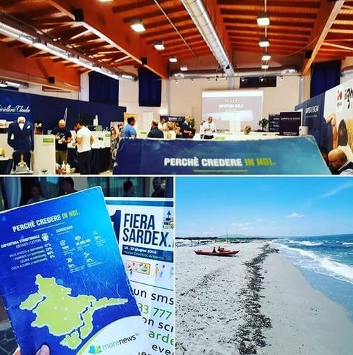 Il nostro gruppo editoriale alla Fiera Sardex: nuove sinergie e sviluppi sull'isola