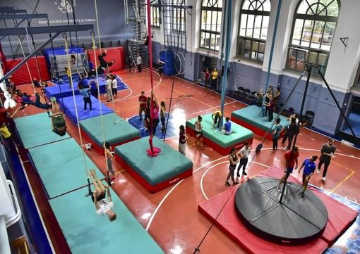Scuola di circo: alle audizioni si candidano 115 giovani di 25 nazionalità diverse