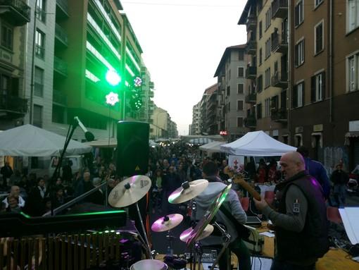 Per la festa di via Nizza la banda GTT è offerta da Infra.To
