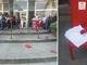 Un minuto di silenzio per Brigida De Maio, vittima di femminicidio: il flash mob alle Molinette