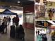 Fase 2, da Torino niente esodo per il Sud: a Porta Nuova pochi treni e ordine tra i passeggeri
