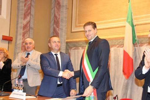Beinasco e la città bielorussa di Braghin firmano il Patto di Amicizia
