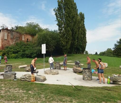 Pranzo di Ferragosto nei parchi torinesi: vincono le griglie sperimentali del Comune [FOTO]
