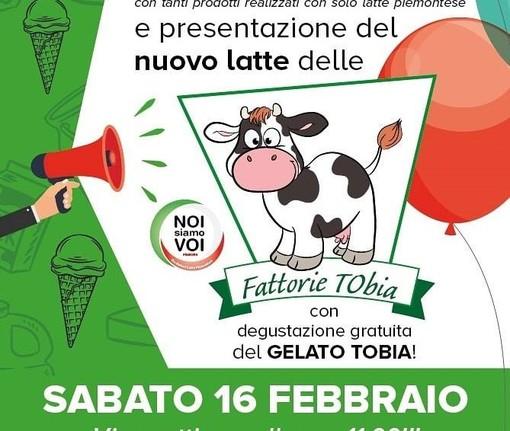 Una promessa mantenuta: dai tempi del latte buttato via a Saluzzo da Carlo Godino, come oggi fanno i pastori sardi, nasce TObia, il latte che mantiene intatto il gusto e l'unicità della sua provenienza