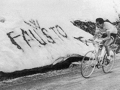 Cuneo-Pinerolo, il Giro sulle strade che hanno creato il mito di Coppi