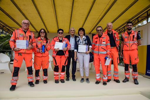 Fondazione CRT premia Anpas con nuove ambulanze e un mezzo di protezione civile