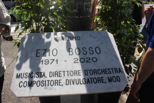 """Intitolati a Ezio Bosso i giardini di piazza Statuto: """"La sua musica ha superato ogni confine"""""""