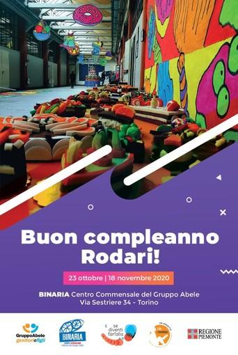 A Binaria si festeggia il centenario della nascita di Gianni Rodari