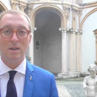 """Il Consiglio regionale torna in presenza, Gagliasso: """"Una ripartenza sinergica per rilanciare l'economia in Piemonte"""" [VIDEO]"""
