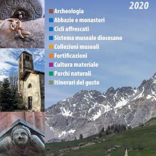 """Pubblicata la Guida Free 2020 di """"Valle di Susa. Tesori di Arte e Cultura Alpina"""""""