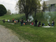 Grigliate off limits nei parchi cittadini: controlli e pochi fuochi alla Pellerina