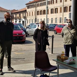 Il sindaco Giulivi ha incontrato alcuni studenti del Politecnico