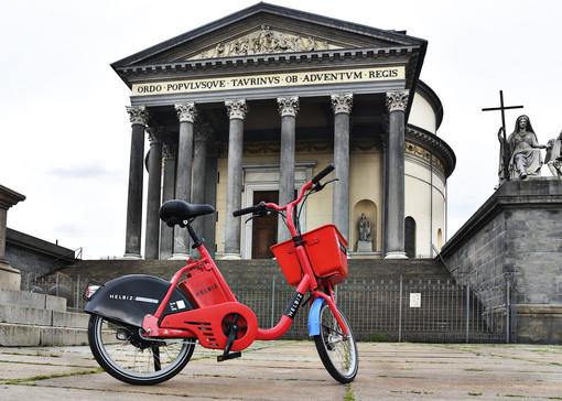 A Torino arrivano le nuove e-bike in sharing: entro fine maggio 500 mezzi