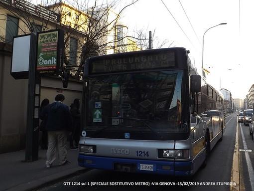 48enne romeno prova a rapinare una signora sulla linea 1: arrestato