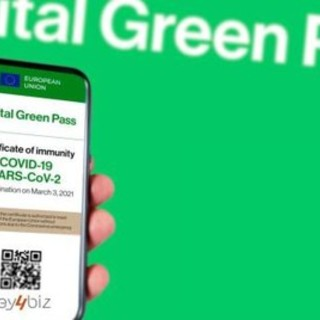 green pass sul cellulare